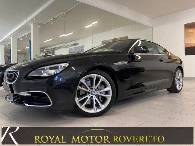 BMW 640 d Coupé 313cv 46.700 km !!!