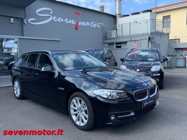 BMW 520 d Touring Business aut. NAVI / PELLE / RETRO