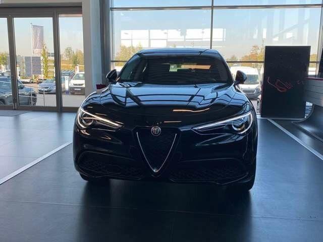 ALFA ROMEO Stelvio 2.2 Turbodiesel 210 CV AT8 Q4 Lusso