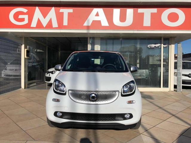 SMART ForFour 1.0 71CV TWINAMIC PASSION TETTO PANORAMA LED