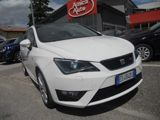 SEAT Ibiza 1.2 TSI 3 porte FR TETTO FARI XENO