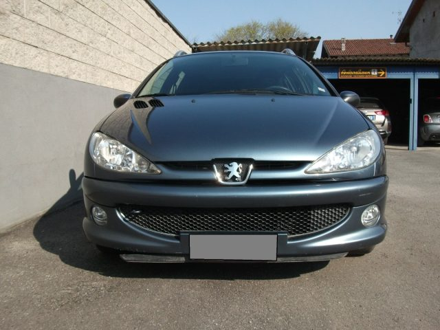PEUGEOT 206 1.4 HDi SW Enfant Terrible