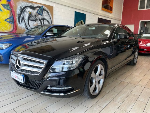 MERCEDES-BENZ CLS 350 BlueTEC 4Matic Premium