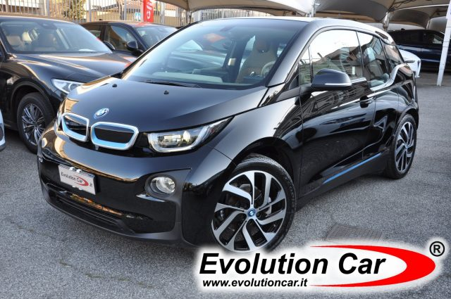 BMW i3 Nero pastello
