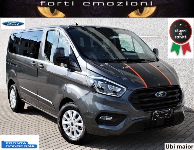 FORD Tourneo Custom transit custom 2.0 TDCi 131CV aut. limited edition