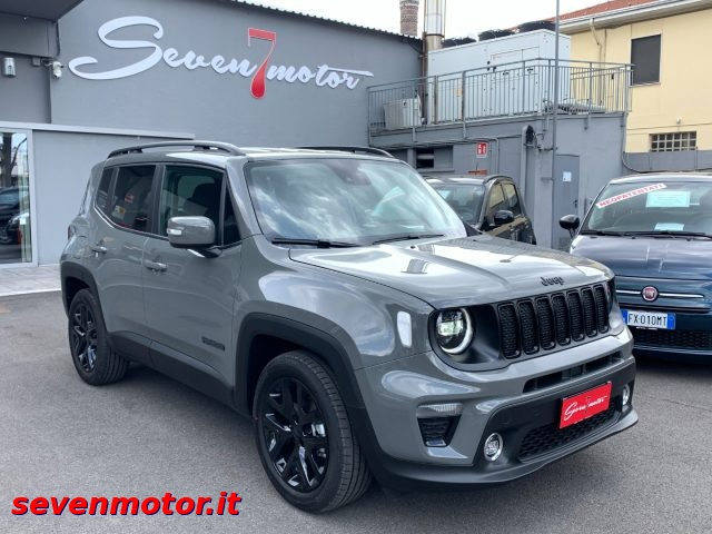 JEEP Renegade 1.3 T4 DDCT Limited AUTOMATICO/LED/NAVI