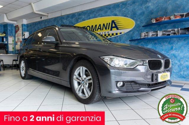 BMW 318 d Touring Sport SW Automatica Uniproprietario