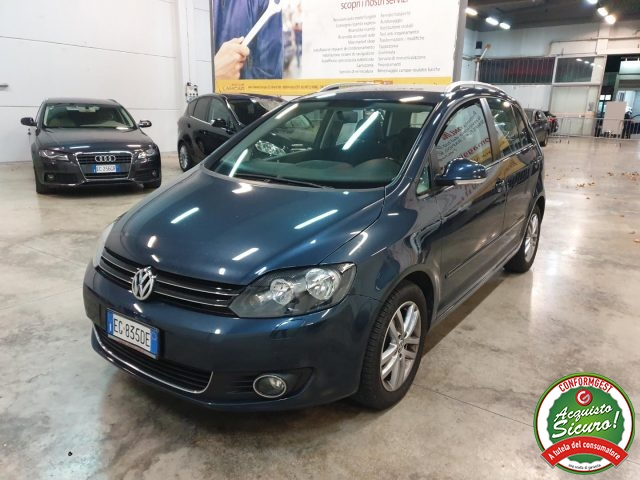 VOLKSWAGEN Golf Plus 1.6 TDI DPF DSG Highline