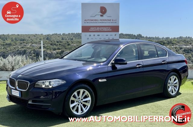 BMW 520 d 184cv Business (Navi/Xeno/BT/Autom.)