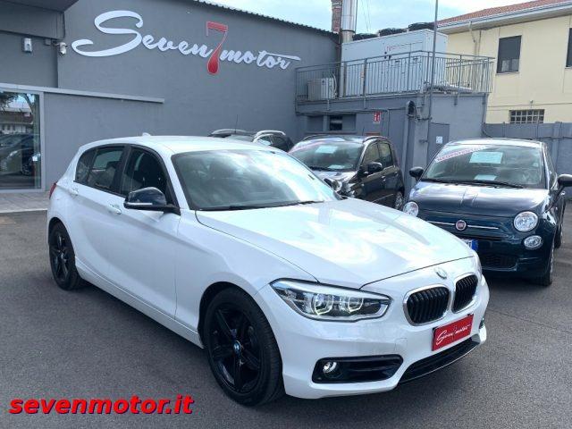 BMW 120 d 5p. Sport *IVA ESPOSTA*