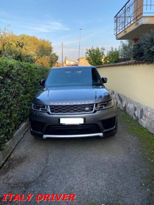 LAND ROVER Range Rover Sport 3.0 TDV6 HSE Dynamic Edition Black PARI AL NUOVO