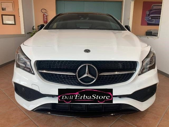 MERCEDES-BENZ CLA 200 d S.W. Automatic Sport EDITION navy led