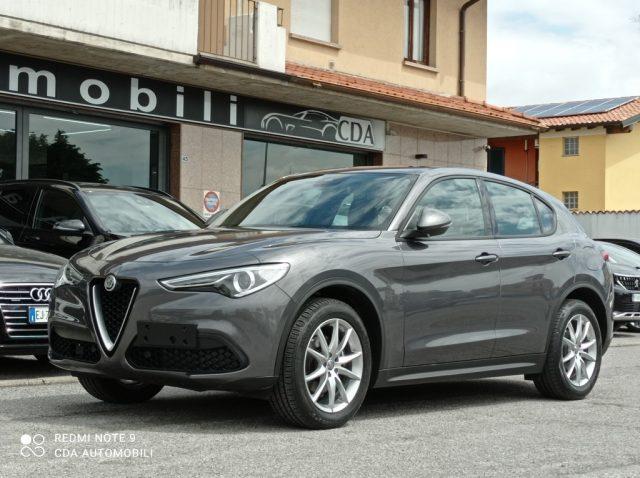 ALFA ROMEO Stelvio 2.2 210 CV AT8 Q4 LUSSO  -  Executive