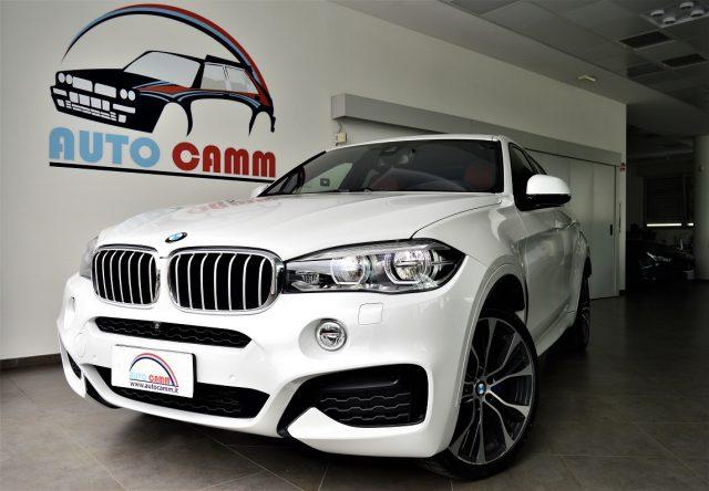 BMW X6 xDrive40d Msport service BMW IVA ESPOSTA