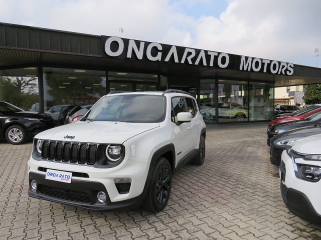 JEEP Renegade 1.3 T4 DDCT Limited #Pack Black #Led #Navi