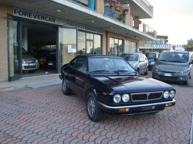 LANCIA Beta Coupé 1.6 Benzina 102CV75KW Anno1981 FOREVERCAR