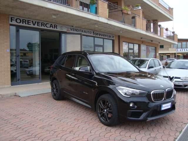 BMW X1 sDrive18d Sport 2.0 Vera Pelle Automatica