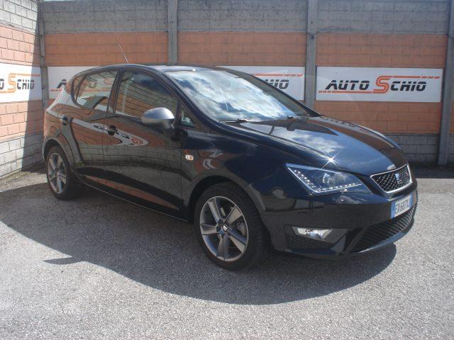 SEAT Ibiza 1.6 TDI 105 CV CR 5 porte MOD. FR EURO 5B