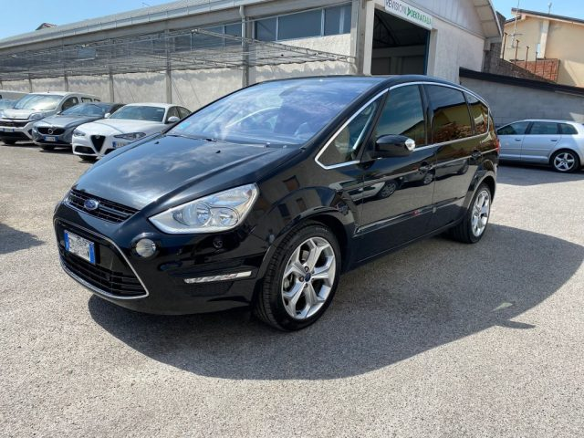 FORD S-Max 2.0 TDCi 163CV 7 posti Business Nav