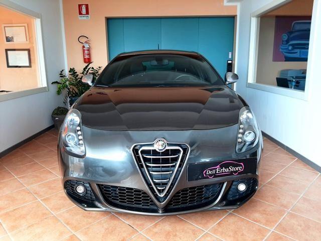 ALFA ROMEO Giulietta 1.4 Turbo MultiAir Distinctive NAVY