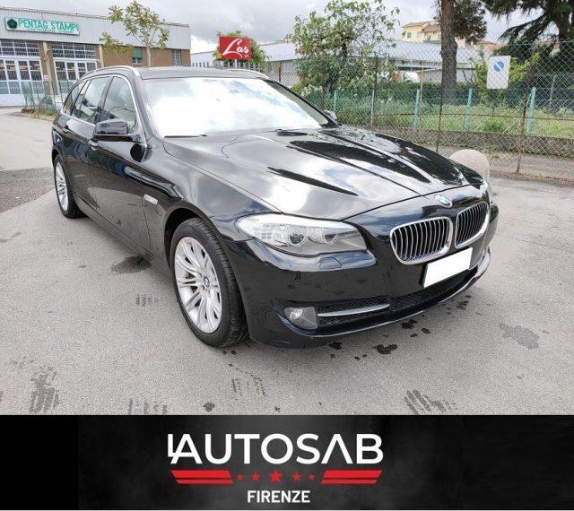 BMW 525 d Touring Futura Aut. Tetto Panorama Pelle Navi