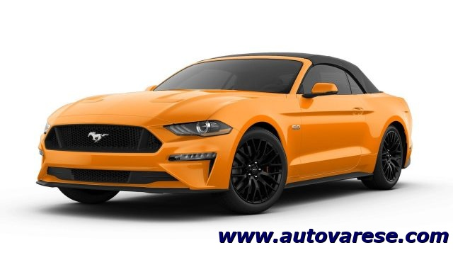 FORD Mustang Orange metallizzato