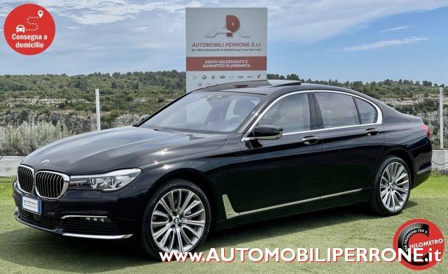 BMW 730 d 265cv XDrive Eccelsa (Tetto/ParkAss./Navi/Retro)