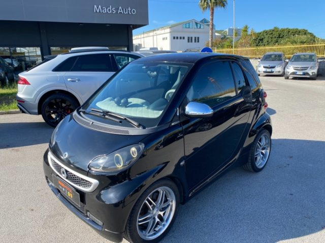 SMART ForTwo 1000 52 kW MHD coupé passion allestimento BRABUS