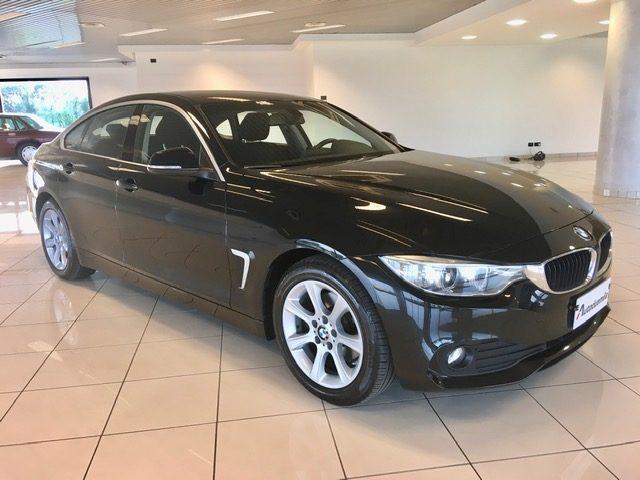 BMW 420 d Gran Coupé Automatica Km 54771 !!
