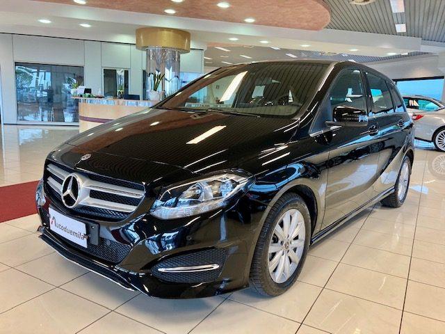 MERCEDES-BENZ B 160 d Business Extra Km 9980 !! Navigatore Full Option