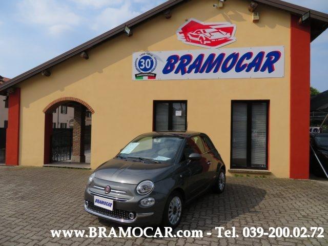 FIAT 500 1.2 LOUNGE 69cv - KM 44.119 - per NEOPATENTATI