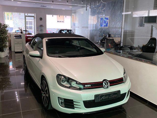 VOLKSWAGEN Golf Cabriolet Business GTI 2.0 TSI DSG CABRIOLET