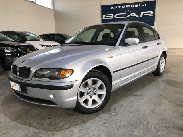 BMW 316 i cat 4 porte Unico Proprietario / Km certificati