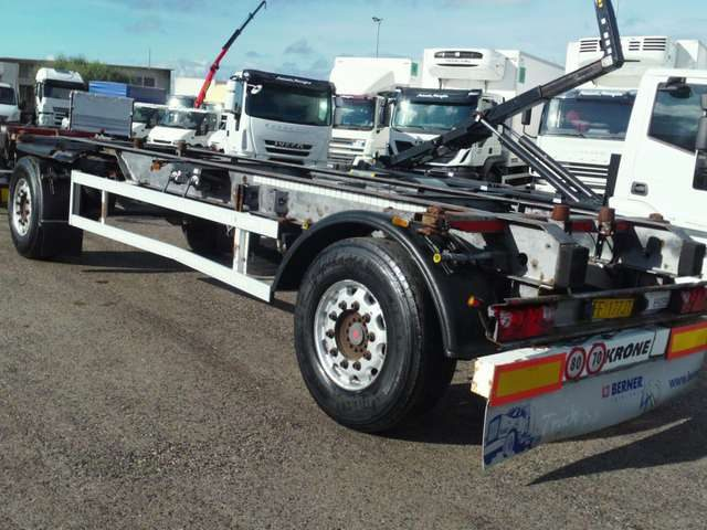 IVECO Other RIMORCHIO KRONE 2 ASSI AZW 18 PORTACONTAINER 2 ASS
