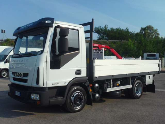 IVECO Other IVECO EUROCARGO 60/14 CUBE EURO 5