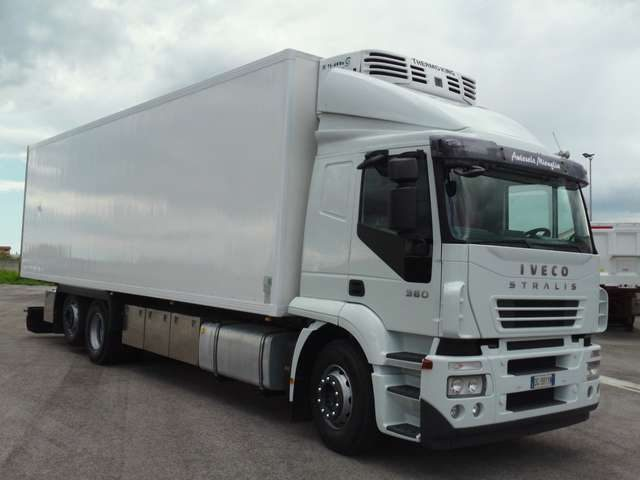 IVECO Other IVECO STRALIS 360 EURO 5