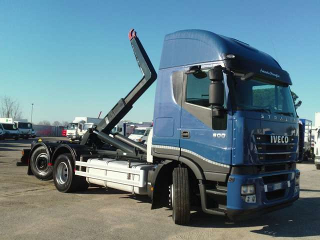 IVECO Other IVECO STRALIS 500 EEV EURO 5
