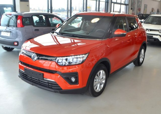 SSANGYONG Tivoli 1.6 Diesel 2WD Comfort Nuovo
