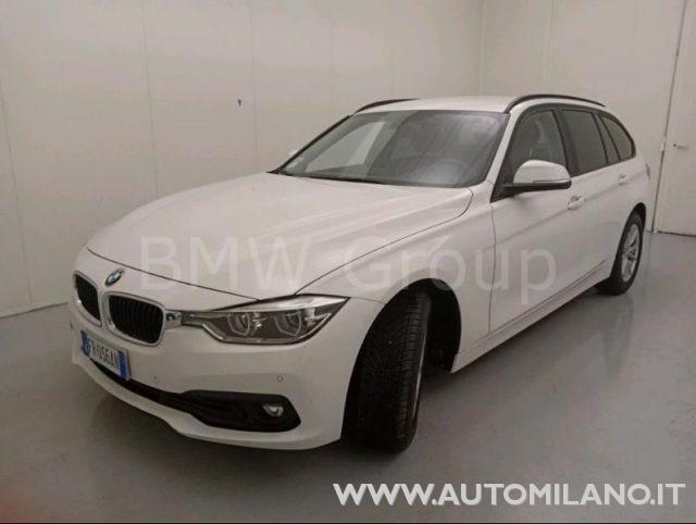 BMW 320 d Touring Business Advantage aut. XDrive