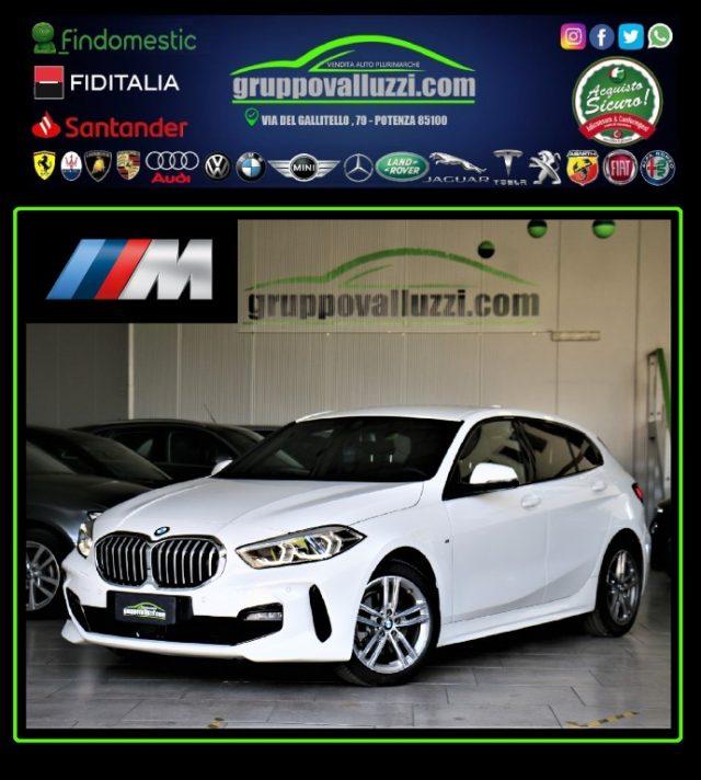BMW 118 d 5p. Msport Usato