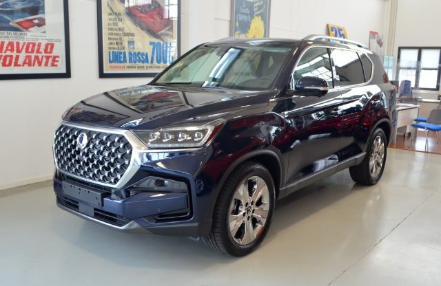 SSANGYONG REXTON 2.2 4WD Icon 8 A/T Nuovo