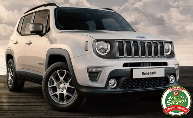 JEEP Renegade 1.3 T4 190CV PHEV 4xe AT6 Business Plus NUOVA !!