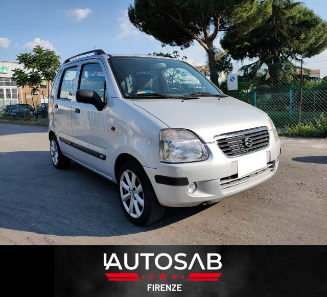 SUZUKI Wagon R+ 1.3i 16V cat GL Pelle Cerchi in Lega Neopatentati
