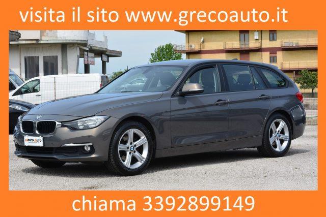 BMW 316 d Touring Business Advantage aut. Navi