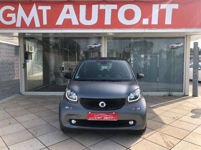 SMART ForTwo 0.9 90CV PASSION TWINAMIC SPORT PACK PANORAMA LED
