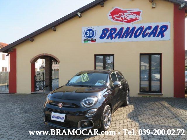 FIAT 500X 1.0 T3 120cv SPORT - KM 0 - NAVI/TEL - C.LAGA 19''