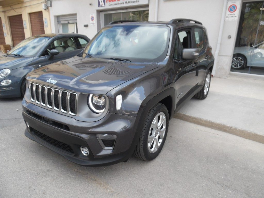 JEEP Renegade 1.0 T3 Limited -KM0