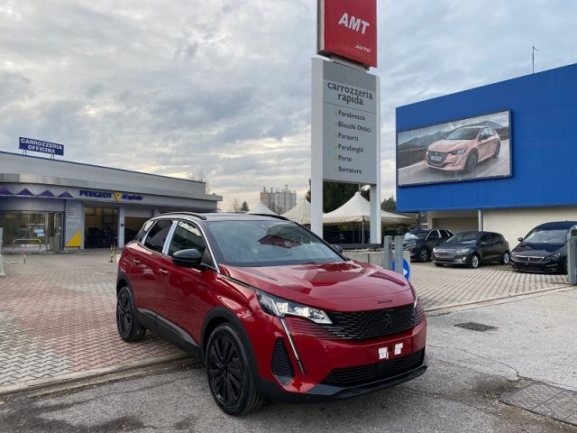 PEUGEOT 3008 NUOVO MODELLO 2021 GT PACK BlueHDi 130 EAT8 S amp;S