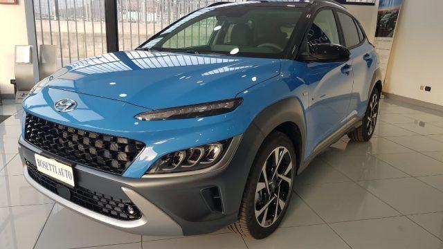HYUNDAI Kona 1.0 T-GDI Hybrid 2021 48V+SP  XLine List. ? 27.050 Nuovo
