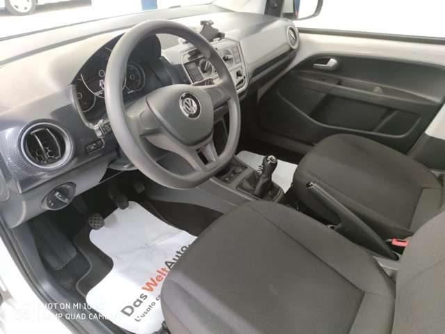 Volkswagen up!  - dettaglio 3